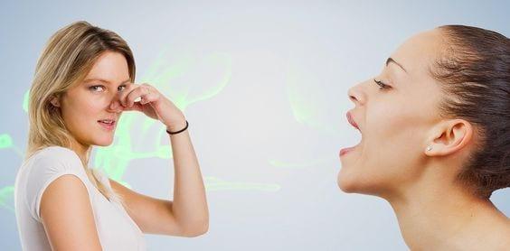 Neugodan zadah iz usta liječenje
